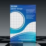 Vlieger vectormalplaatje Stock Fotografie