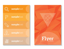 Vlieger vectormalplaatje royalty-vrije illustratie