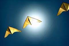 Vliegerfestival Stock Foto