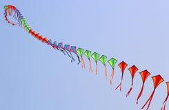 vliegers Stock Afbeelding