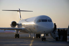 Vliegtuig 14 Royalty-vrije Stock Fotografie