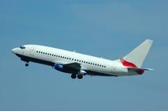 Vliegtuig Stock Foto