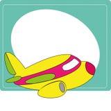 Vliegtuig vector illustratie