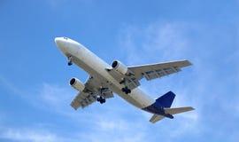 Vliegtuig 4 royalty-vrije stock foto's