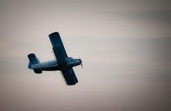 Vliegtuig 3 Royalty-vrije Stock Afbeelding
