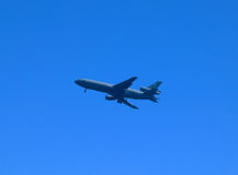 Vliegtuig 5 stock afbeelding