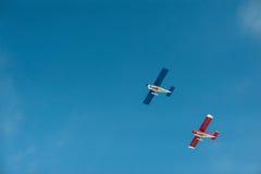 Vliegtuig 3 Royalty-vrije Stock Afbeeldingen