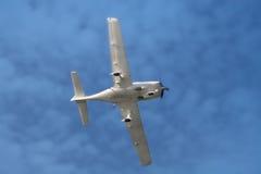 Vliegtuig Royalty-vrije Stock Foto
