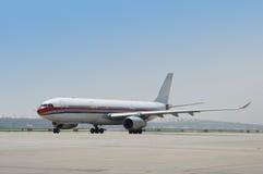 Vliegtuig Royalty-vrije Stock Afbeelding