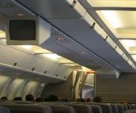 Vliegtuig en luchtvaart royalty-vrije stock foto