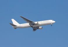 Vliegtuig het opstijgen Stock Afbeelding