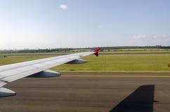 Vliegtuig in Iguacu Stock Foto's