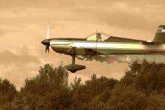 Vliegtuig II Royalty-vrije Stock Afbeeldingen