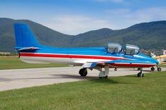Vliegtuig modelSeagull Stock Foto