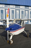 Vliegtuig Roemenië Royalty-vrije Stock Foto
