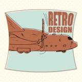 Vliegtuig vliegtuigen, luchtvaartlijn, vervoer, bommenwerper Royalty-vrije Stock Afbeeldingen
