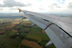 Vliegtuigen Royalty-vrije Stock Foto