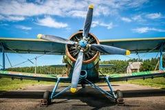 Vliegtuigen Stock Afbeelding