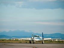 Vliegtuigen stock foto's