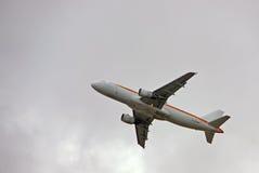 Vliegtuigen Royalty-vrije Stock Afbeelding