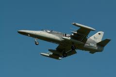 Vliegtuigen l-159 Alca Stock Foto