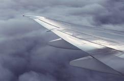 Vliegtuigenmening Royalty-vrije Stock Foto's