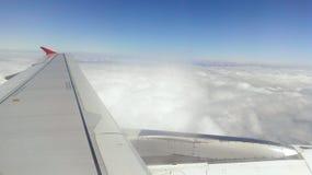 Vliegtuigmening Stock Foto's