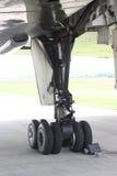Vliegtuigparkeren Royalty-vrije Stock Afbeelding