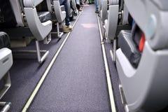 Vliegtuigpassagiers Stock Fotografie