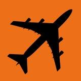 Vliegtuigvakantie Stock Afbeeldingen