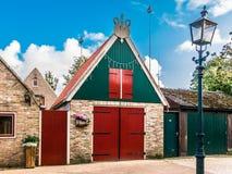 Vlieland house, Holland Stock Photo