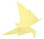 Vlinder die van document wordt gemaakt. stock fotografie