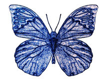 Vlinder II Stock Foto