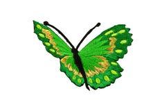 Vlinder van draad Royalty-vrije Stock Foto