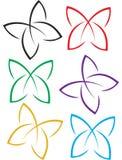 Vlinderillustrator Royalty-vrije Stock Afbeelding