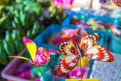 Vlindermodel Stock Afbeeldingen