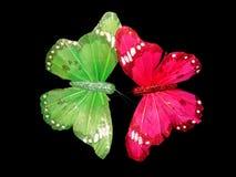 Vlinders Royalty-vrije Stock Fotografie