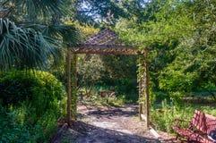 Vlindertuin Royalty-vrije Stock Fotografie