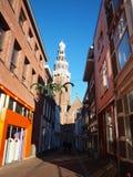 vlissingen Голландии стоковая фотография rf