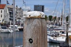 Vlissingen-Hafen Lizenzfreies Stockbild