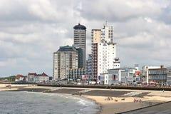 Vlissingen, Holland Fotos de Stock Royalty Free