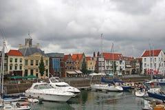 Vlissingen, Hollande Image libre de droits