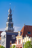 Vlissingen, town in Netherlands Royalty Free Stock Photos