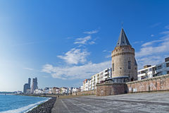 Vlissingen, town in Netherlands Royalty Free Stock Photo