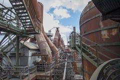 Völklingen Ironworks Royalty Free Stock Image