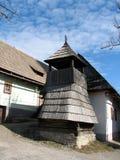 Vlkolinec in Slovacchia Fotografia Stock