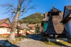 VLKOLINEC, SLOVAKIA Royalty Free Stock Photos