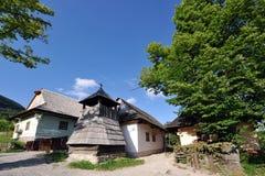 Vlkolinec - Unesco village Royalty Free Stock Photography