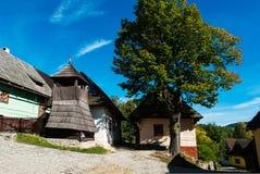 Vlkolinec-UNESCO World Heritage Stock Photos