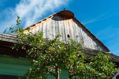 Vlkolinec-UNESCO World Heritage Stock Image